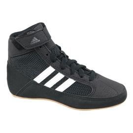 Černá Obuv Adidas Havoc K Jr AQ3327
