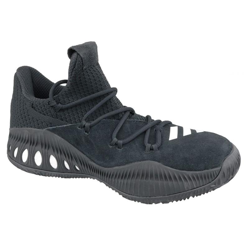 Boty Adidas Crazy Explosive Low M BY2867 černá černá