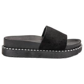 Melisa černá Flip Flops