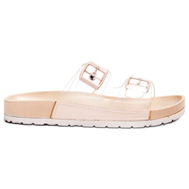Ideal Shoes hnědý