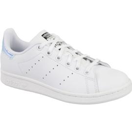 Bílá Boty Adidas Stan Smith Jr AQ6272