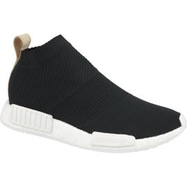 Černá Obuv Adidas Nmd CS1 Pk M AQ0948