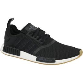 Černá Obuv Adidas Originals NMD_R1 M B42200