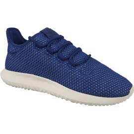 Modrý Obuv Adidas Tubular Shadow Ck M B37593