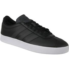 Černá Boty adidas Vl Court 2.0 M B43816