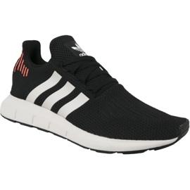 Černá Obuv Adidas Swift Run M B37730