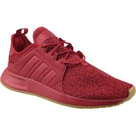 Adidas červená