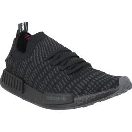 Černá Boty Adidas NMD_R1 Stlt Pk M CQ2391