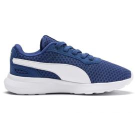 Modrý Boty Puma St Aktivovat Ac Ps Jr 369070 08 modrá