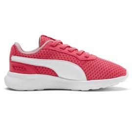 Červená Boty Puma St Aktivovat Ac Ps Jr 369070 09 korál