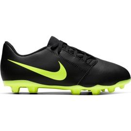 Nike Phantom Venom Club Fg Jr AO0396 007 fotbalová obuv černá
