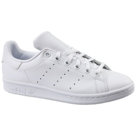Bílá Obuv Adidas Stan Smith Jr S76330