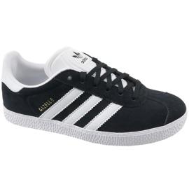Černá Obuv Adidas Gazelle Jr BB2502