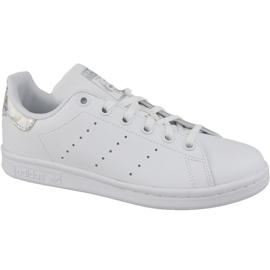 Bílá Obuv Adidas Stan Smith Jr EE8483