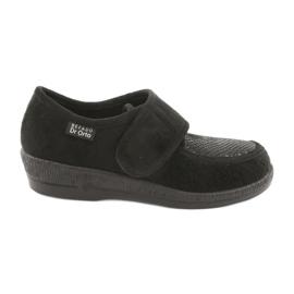 Befado dámské boty pu 984D012 černá