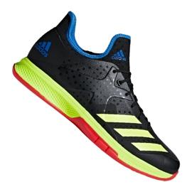 Házenkářská obuv Adidas Counterblast Bounce M BD7408 černá černá, žlutá