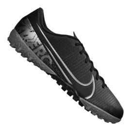 Kopačky Nike Vapor 13 Academy Tf Jr AT8145-001 černá černá
