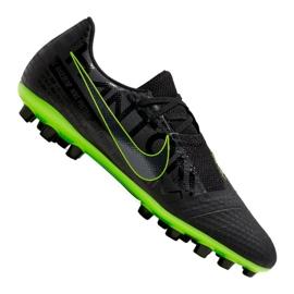 Kopačky Nike Phantom Vnm Academy Ag M CK0410-007 černá černá