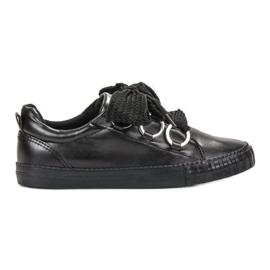 Seastar černá Černé boty