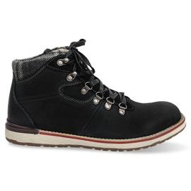Izolované vysoké boty Boty SH23 Černá