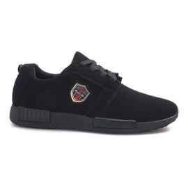 Černá Sportovní obuv Black Adamo