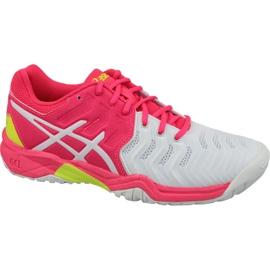 Tenisová obuv Asics Gel-Resolution 7 Gs Jr C700Y-116 růžový