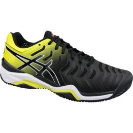 Tenisová obuv Asics Gel-Resolution 7 Clay M E702Y-003 černá