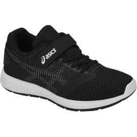 Černá Běžecká obuv Asics Patriot 10 Ps Jr 1014A026-001
