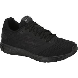 Černá Běžecká obuv Asics Patriot 10 Gs Jr 1014A027-002