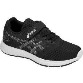 Černá Běžecká obuv Asics Patriot 10 Ps Jr 1014A026-004