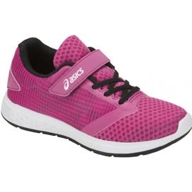 Růžový Běžecká obuv Asics Patriot 10 Ps Jr 1014A026-500