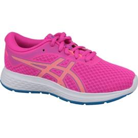 Růžový Běžecká obuv Asics Patriot 11 Gs Jr 1014A070-700