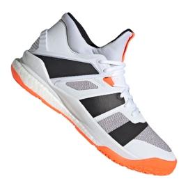 Obuv Adidas Stabil X Mid M F33827 bílá bílá