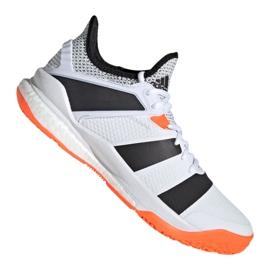 Obuv Adidas Stabil XM F33828 bílá bílá
