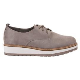 Marquiz šedá Šedé dámské boty