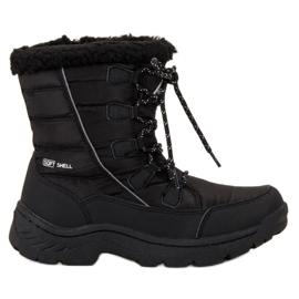 Arrigo Bello černá Teplé sněžné boty