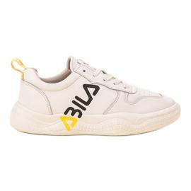 Ax Boxing bílá Módní sportovní boty
