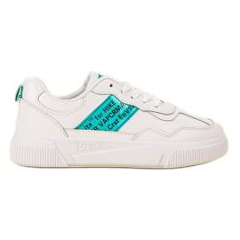 Ax Boxing bílá Dámská sportovní obuv