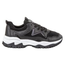 Ax Boxing Černá sportovní obuv