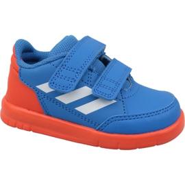 Modrý Obuv Adidas AltaSport Cf I D96842