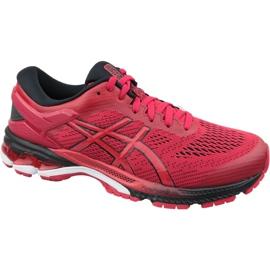 Červená Běžecká obuv Asics Gel-Kayano 26 M 1011A541-600