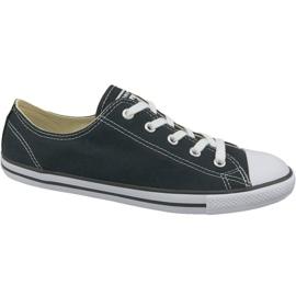 Converse černá Převést Ct All Star Dainty Ox W 530054C
