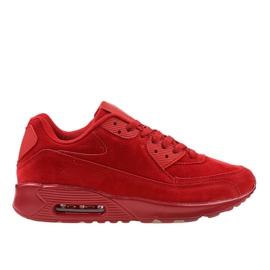 Červená pánská sportovní obuv 55109-2