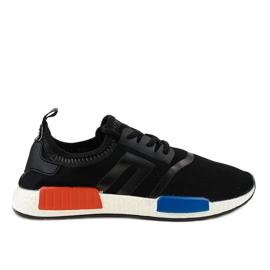 Černá sportovní obuv MD01A-1