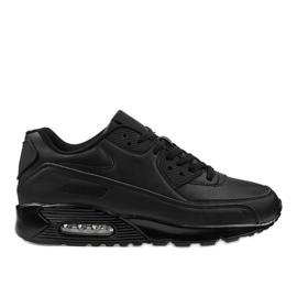 Černá sportovní obuv W26-1