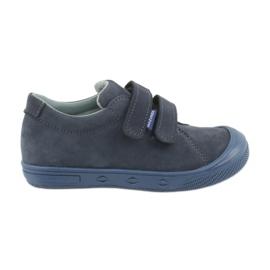 Válečné loďstvo Chlapecká obuv Mazurek 1267 tmavě modrá