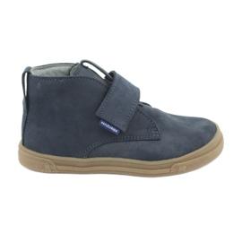 Válečné loďstvo Velcro boty Mazurek 106 tmavě modrá