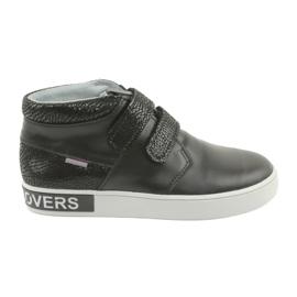 Mazurek FashionLovers černé boty černá