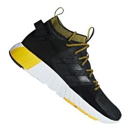 Černá Obuv Adidas Questarstrike Mid M G25773