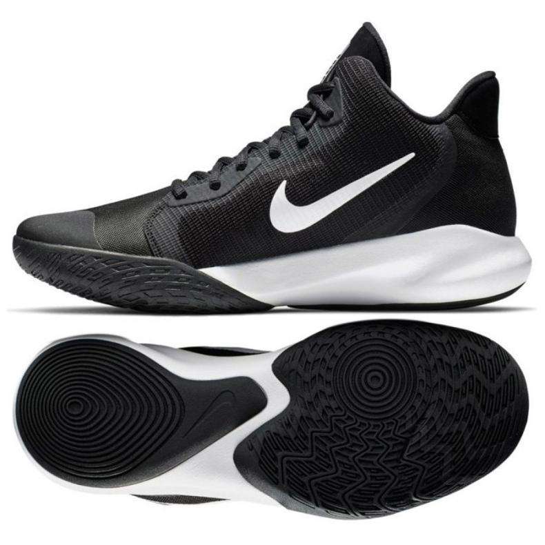 Basketbalová obuv Nike Precision Iii M AQ7495 002 černá